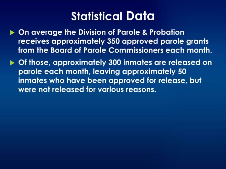 a comparison of probation and parol Sadhbh walshe: probation and parole are intended to keep people out of prison, but poor administration means they just keep refilling it.