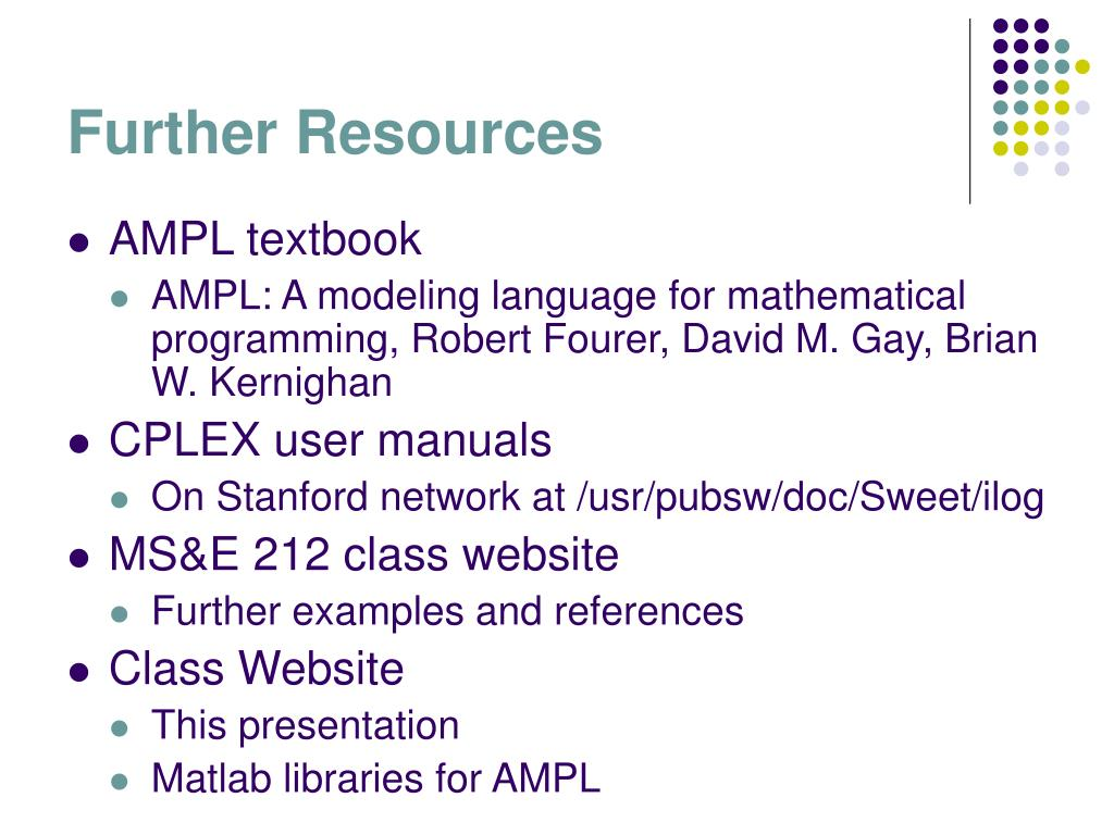 PPT - A Primer on Mixed Integer Linear Programming PowerPoint
