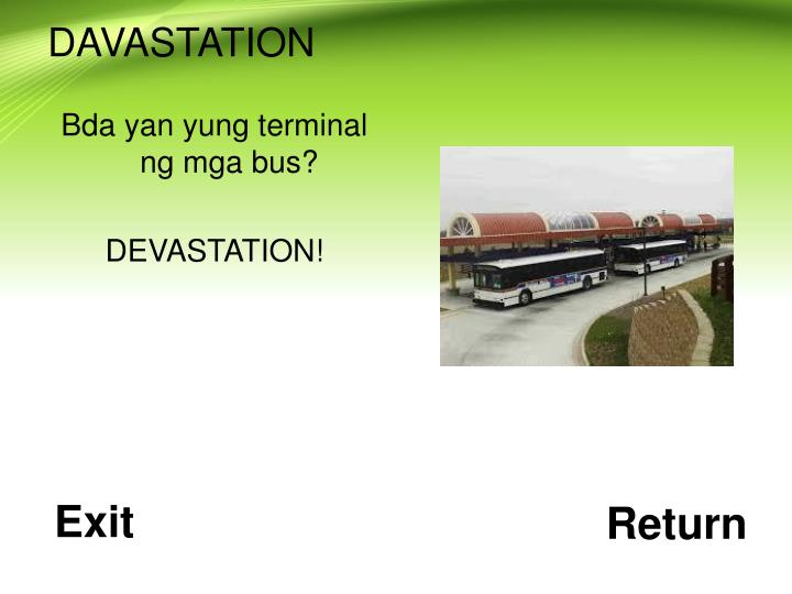 DAVASTATION