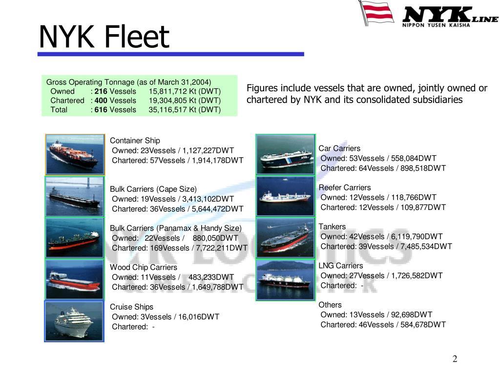 PPT - Yasushi Yamawaki Managing Director NYK Line February