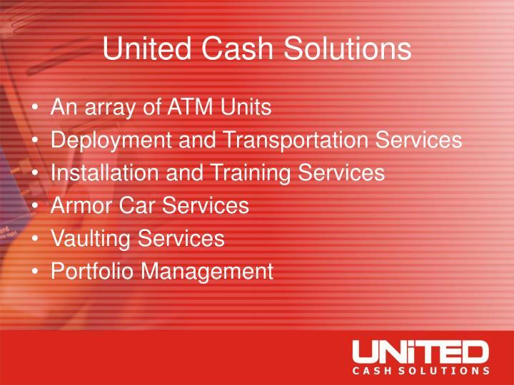 United Cash Solutions
