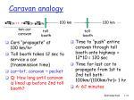 caravan analogy