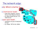 the network edge1