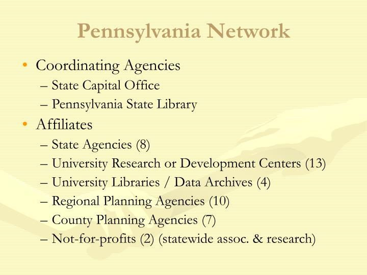 Pennsylvania Network