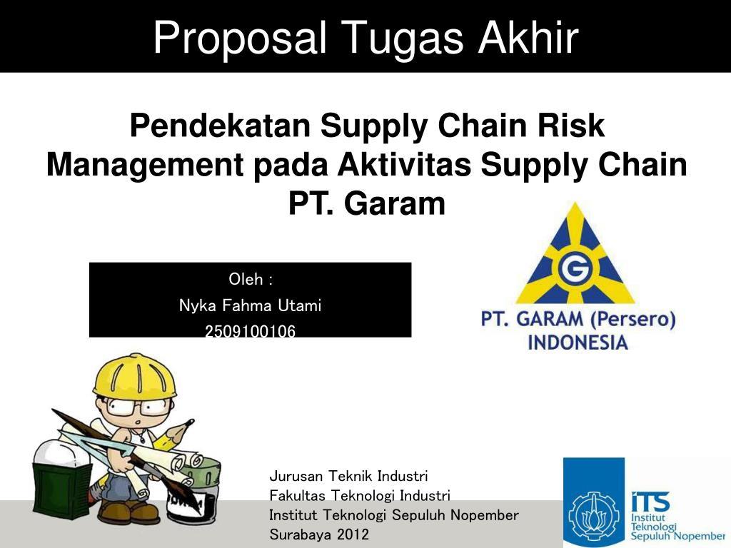 Ppt Proposal Tugas Akhir Powerpoint Presentation Free Download Id 4477777
