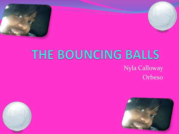 the bouncing balls n.