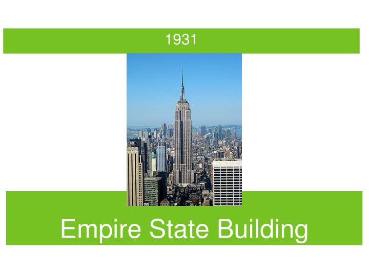 empire state building n.