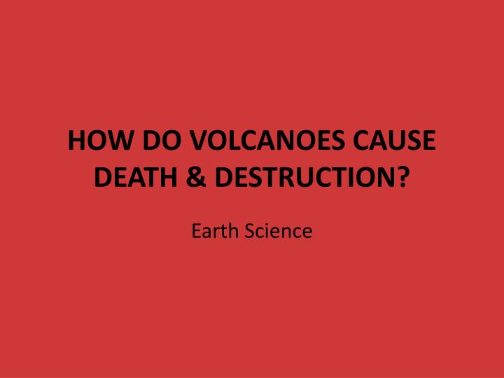 a discussion on the destruction of earth and the effects of peoples actions Effects of environmental destruction include ozone depletion is mostly due to the corrosive actions of effects of pollution on the earth include.