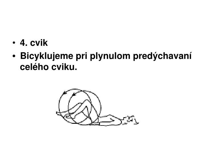 4. cvik