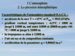 i l atmosph re 2 la pression atmosph rique10