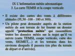 ix l information m t o a ronautique 3 la carte temsi et la coupe verticale4