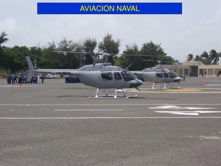 AVIACION NAVAL