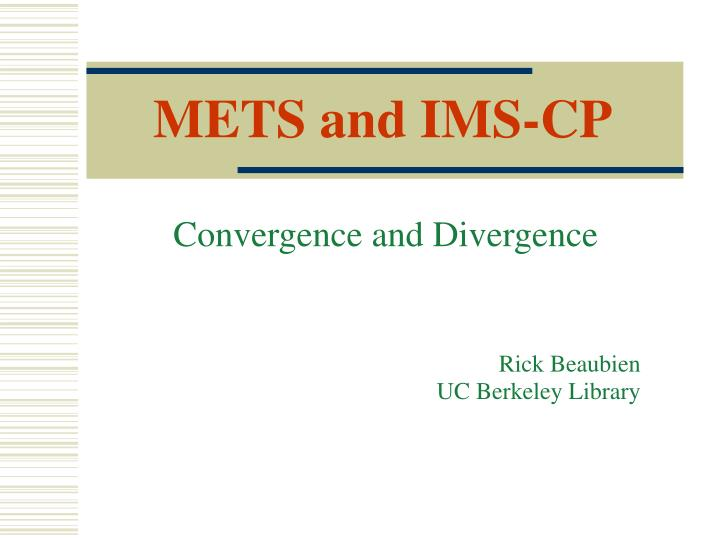 mets and ims cp n.