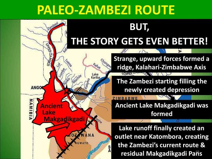 PALEO-ZAMBEZI ROUTE