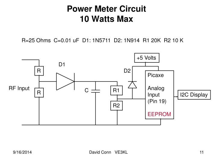 Power Meter Circuit