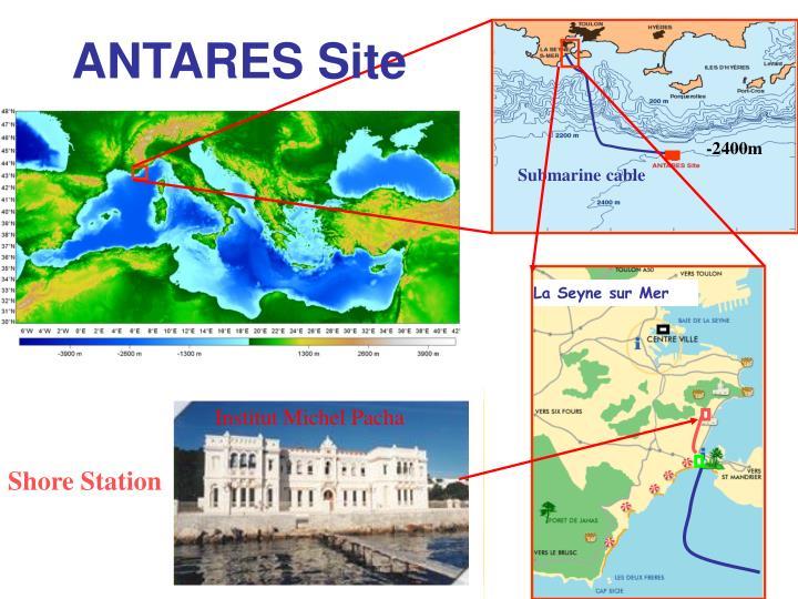 ANTARES Site