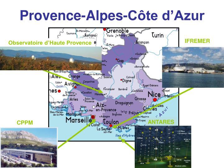 Provence alpes c te d azur