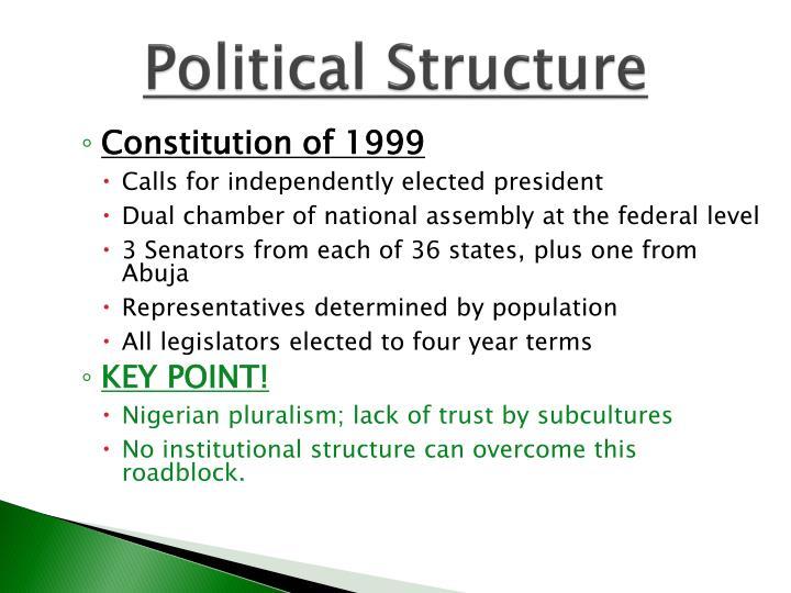 Political Structure