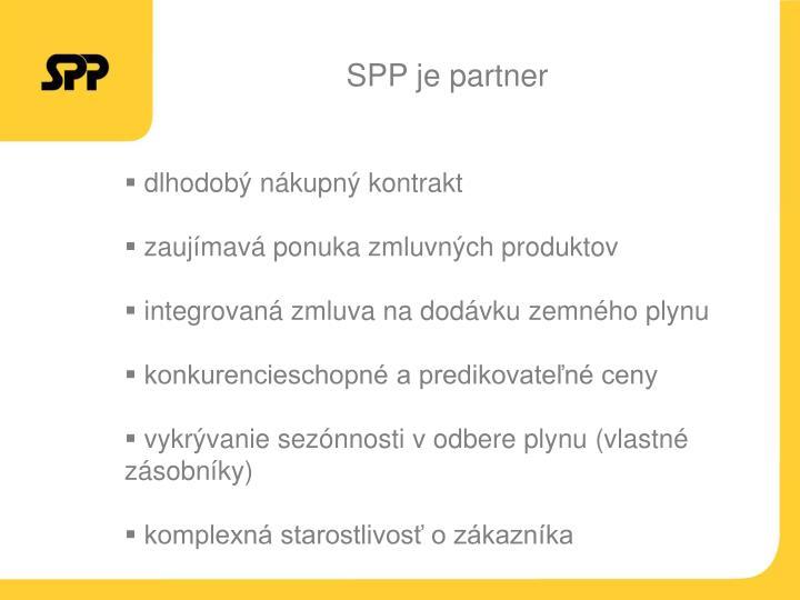 SPP je partner