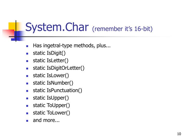 System.Char