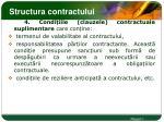 structura contractului2