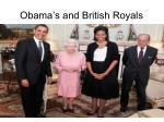 obama s and british royals