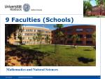 9 faculties schools4