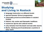 studying and living in rostock1
