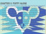 chapter 3 poppy alone