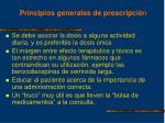 principios generales de prescripci n1