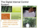 the digital internal control system1