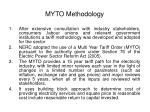 myto methodology