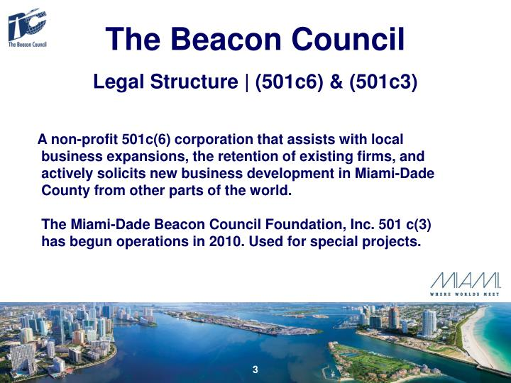 The Beacon Council