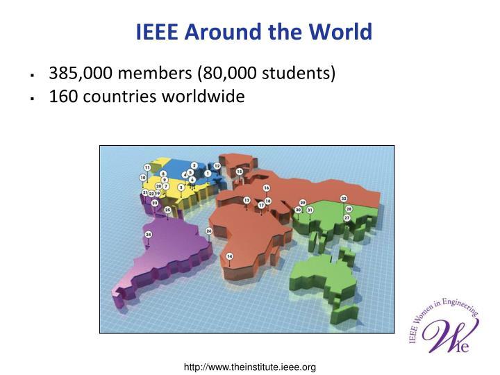 IEEE Around the World