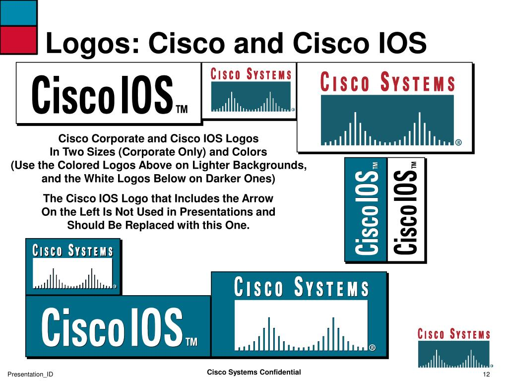 PPT - Icons: Cisco Products PowerPoint Presentation - ID:4487024