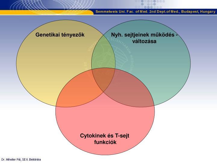 Genetikai tényezők