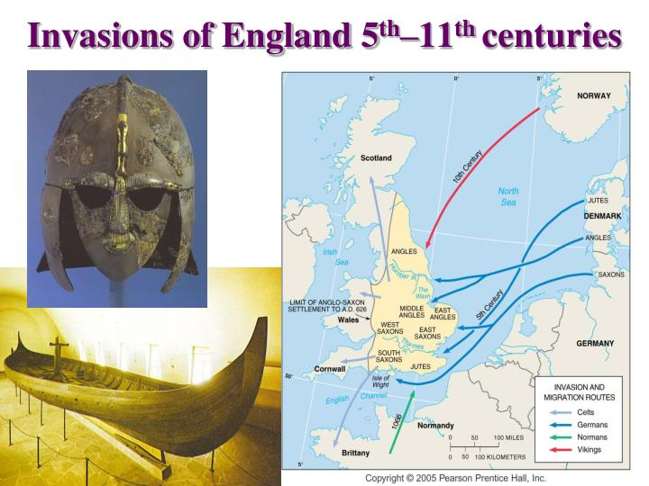 Invasions of England 5
