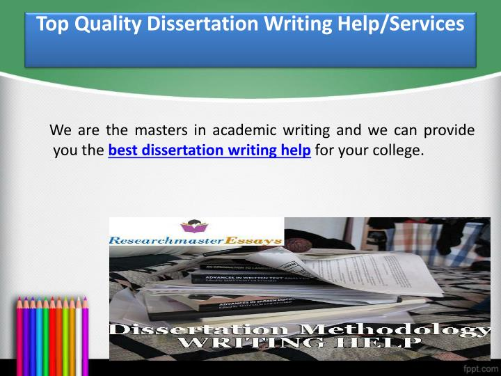 Paper writing help when ordering from our service