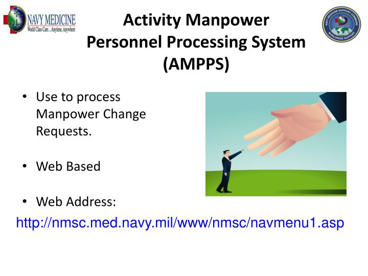 Activity Manpower Personnel Processing System