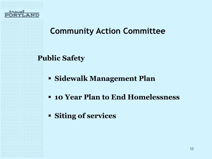 Community Action Committee