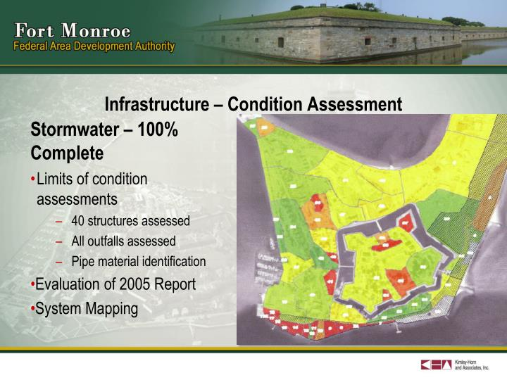 Infrastructure condition assessment2