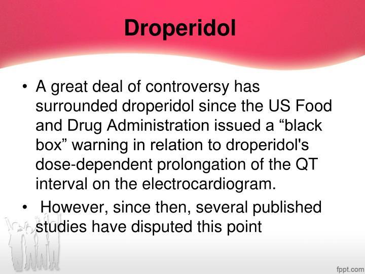 Droperidol