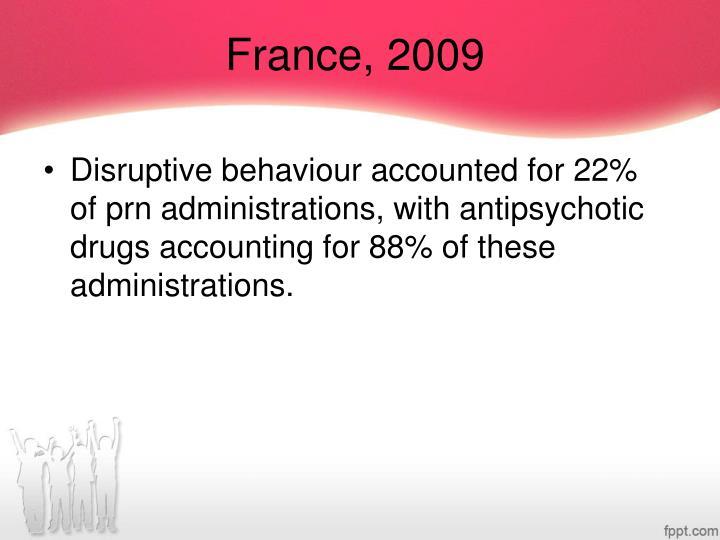 France, 2009