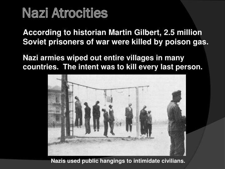 Nazi Atrocities