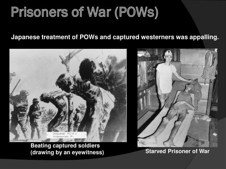 Prisoners of War (POWs)