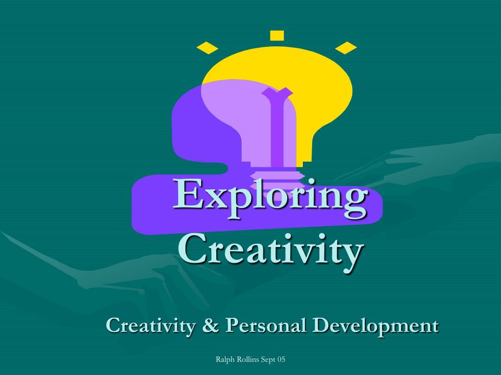 ppt exploring creativity powerpoint presentation id 4490431