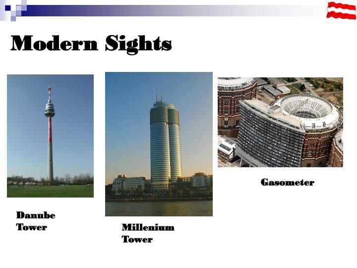 Modern Sights