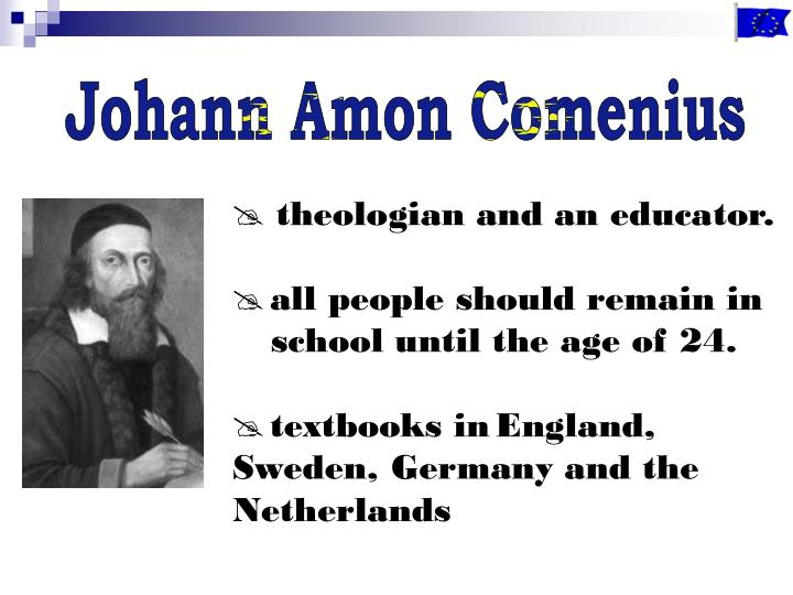 Johann Amon Comenius