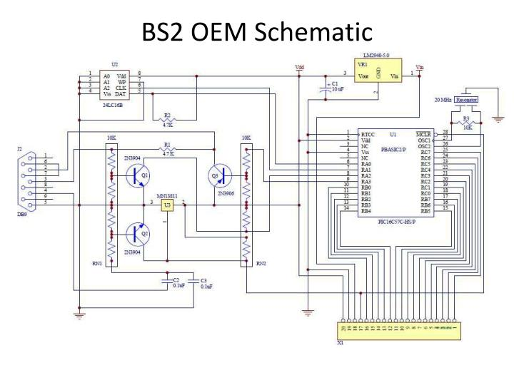 Bs2 oem schematic