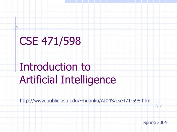 short essay on artificial intelligence The ethics in artificial intelligence systems introduction not too long in history were computers invented in fact, computers were first invented within this very century.
